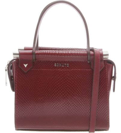 Tote Snake Lines Red | Schutz