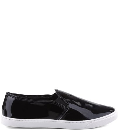 Slip On Varnish Black | Schutz