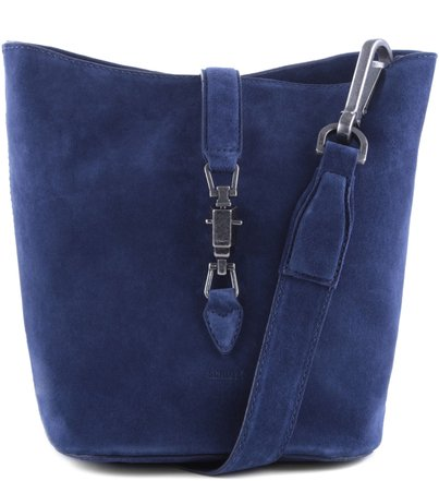 BUCKET CHARLOTTE DRESS BLUE