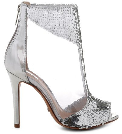 ANKLE BOOT LUXURY SILVER