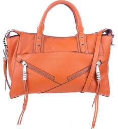 SATCHEL ELLA ORANGE