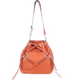 BUCKET BACKPACK ELLA ORANGE OCHRE