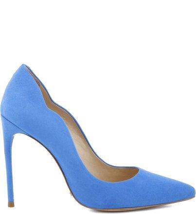 Scarpin Sinuous Surf Blue | Schutz