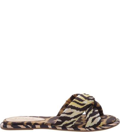 Flat Slide Animal Print | Schutz