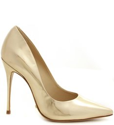 SCARPIN STILETTO METALIZADO