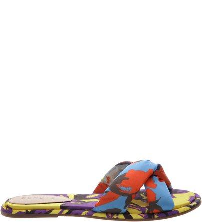 Flat Slide Multicolor Print | Schutz