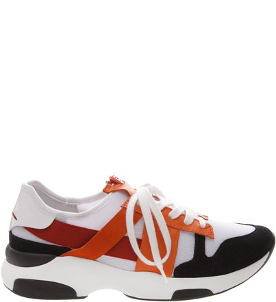 Pré-Venda Dad Sneaker Black & Red | Schutz