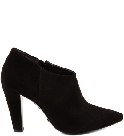 ANKLE BOOT TRENDY BLACK