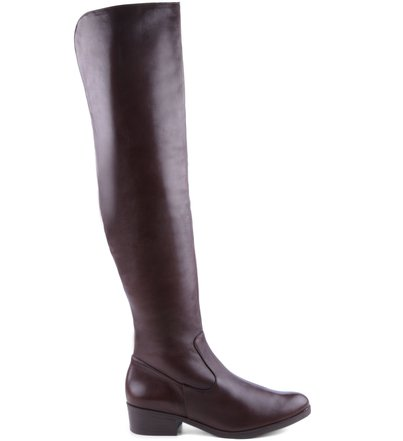 OVER THE KNEE MONTARIA BROWN