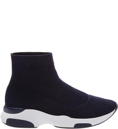 Sock Sneaker Knit Deep Blue | Schutz