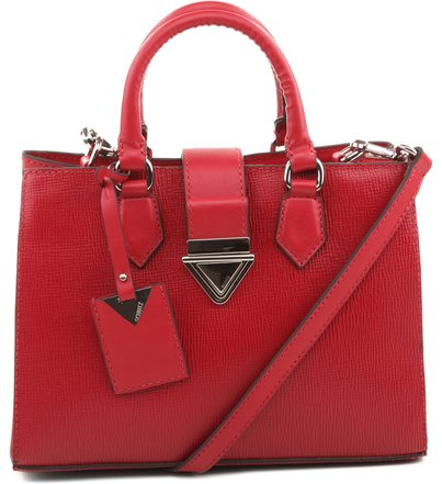 MINI TOTE ANNA RED