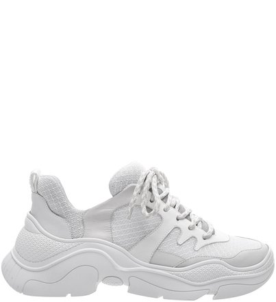 Pré-Venda Chunky Sneaker White | Schutz