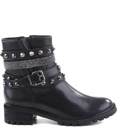 BOTA TRATORADA MULTI BELTS BLACK