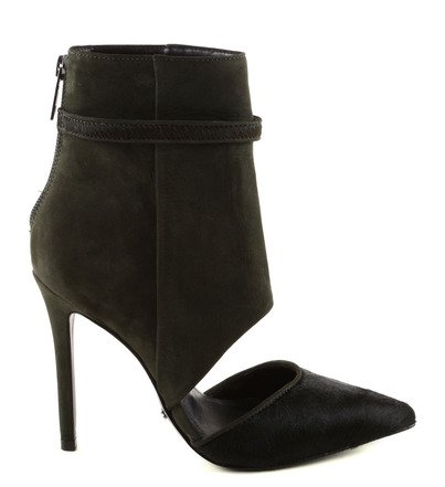 ANKLE BOOT NY OIL GREEN
