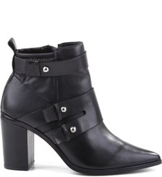 BOTA BLOCK HEEL WINTER BLACK