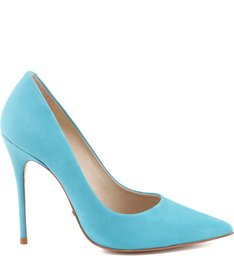 SCARPIN STILETTO BLUE SEA