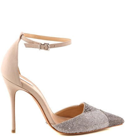 SCARPIN GLAMOUR CAGE OYSTER