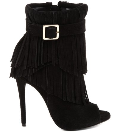 ANKLE BOOT FRANJAS BLACK