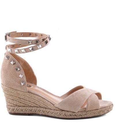 ESPADRILLE SPIKES OYSTER