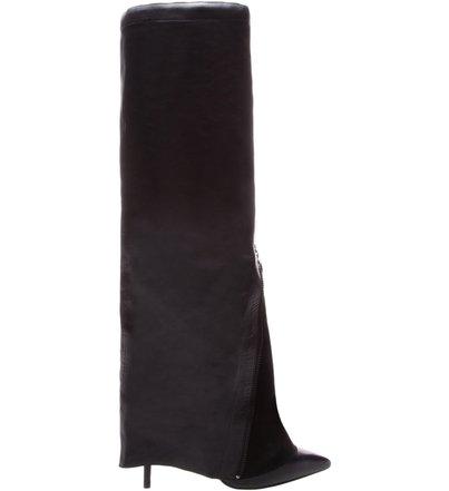 Bota Capa Cano Longo Black | Schutz
