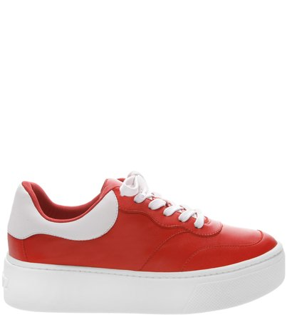 Pré-Venda Sneaker Low Plataforma Red | Schutz