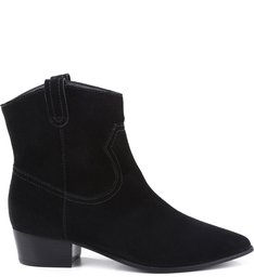BOTA NATURAL FOLK SUEDE BLACK