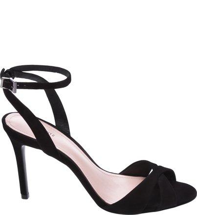 Sandália Stiletto Clean Black | Schutz