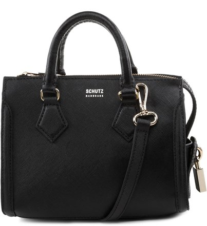MINI TOTE BELLA BLACK