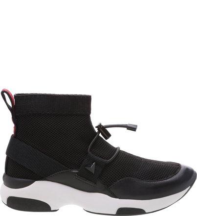 Sock Sneaker Multimaterial Black | Schutz