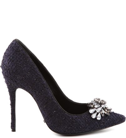 SCARPIN CARRIE TWEED
