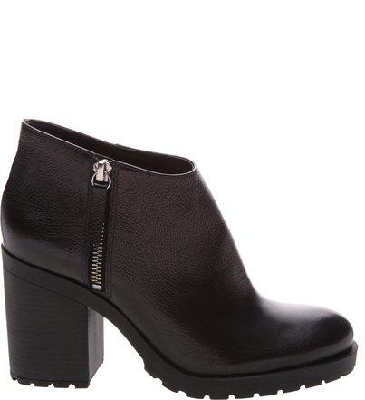 Short Ankle Boot Black | Schutz