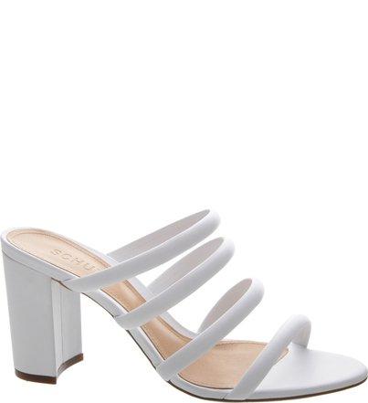 Mule Classic Tiras White | Schutz