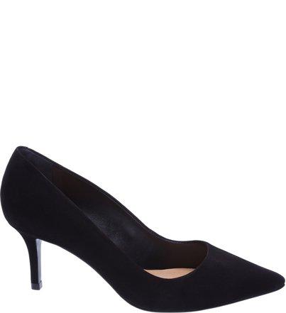 Scarpin Kitten Heel Black | Schutz