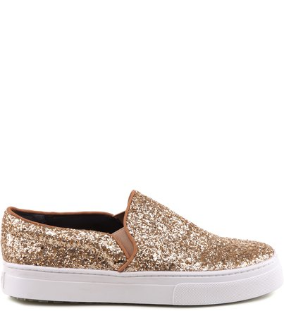 SLIP ON GLITTER WOOD