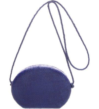 Clutch Trendy Dress Blue   Schutz