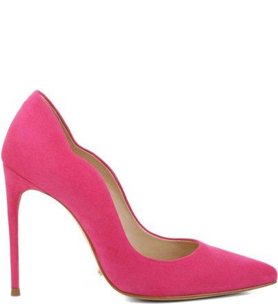 Scarpin Sinuous Rose Pink | Schutz