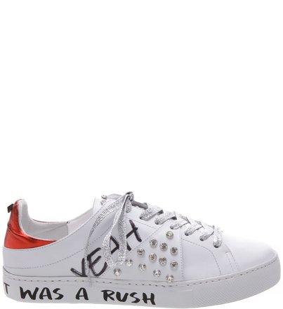 White Sneakers Grafite Studs | Schutz
