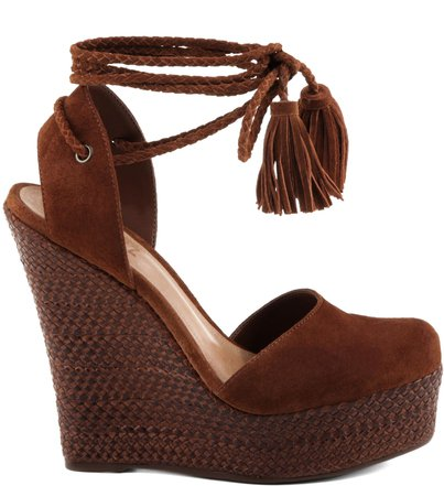 ESPADRILE HIGH HELL BROWN