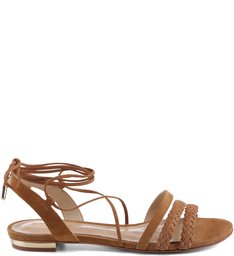RASTEIRA TRANÇA LACE UP GINGER