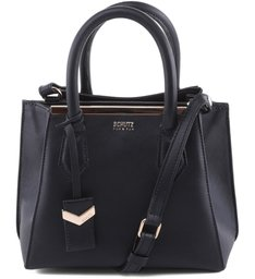 MINI TOTE RUBY BLACK