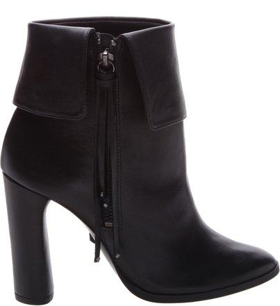 Ankle Boot Pala Fringes Black | Schutz