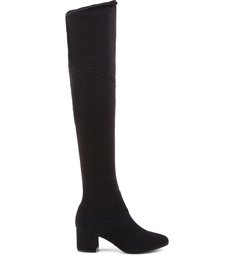 OVER THE KNEE STRECH  BOOT BLACK