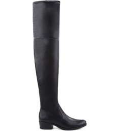 BOTA MAXI OVER THE KNEE LEATHER BLACK