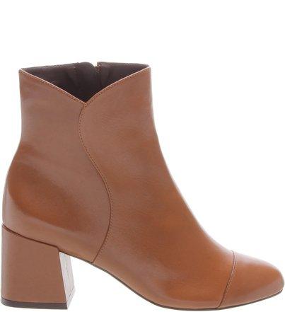 Bota Block Heel Caramelo | Schutz