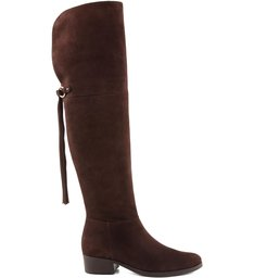 OVER THE KNEE CORDAS BROWN