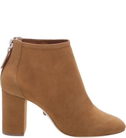Bota Block Heel Short Brown | Schutz