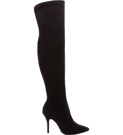 Bota Over The Knee Strech Black | Schutz
