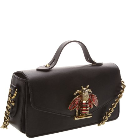 Shoulder Bag Premium Bug Black | Schutz