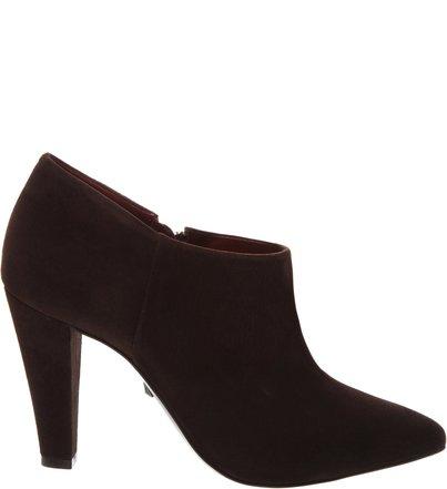 Ankle Boot Camurça Brown | Schutz