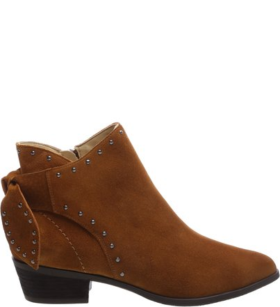 Ankle Boot Studs Wood | Schutz